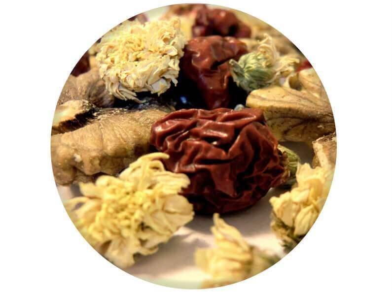 טיפול בצמחי מרפא סיניים